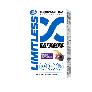 Magnum Limitless Extreme Pre-Workout