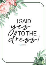i said yes to the dress paddle fan