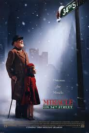 miracle on 34th street christmas movie