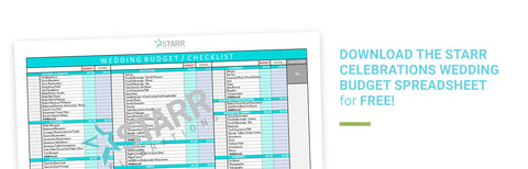 Download Wedding Budget Spreadsheet Planner for Free