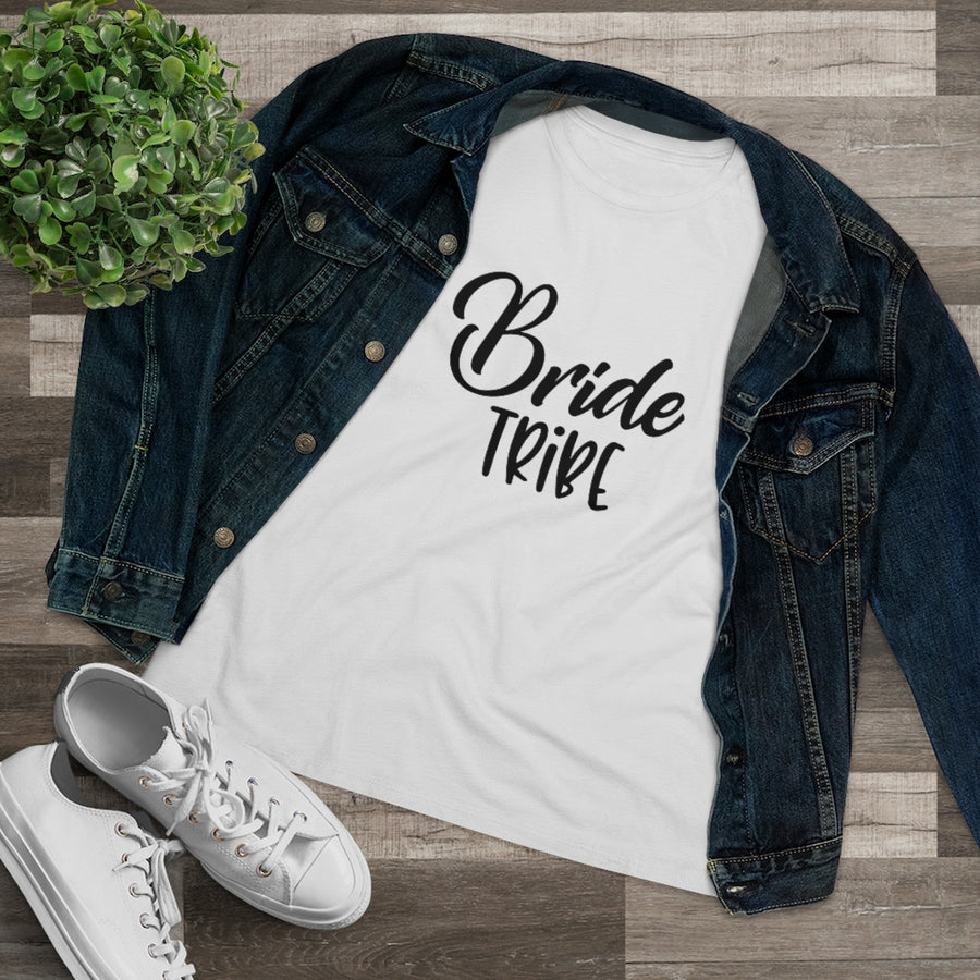 Cute Bride Tribe Shirt for Bachelorette