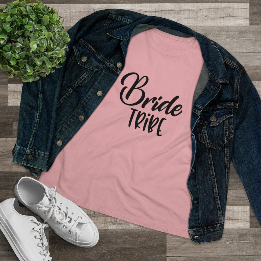 Bride Tribe Tshirt for Your Bachelorette Party