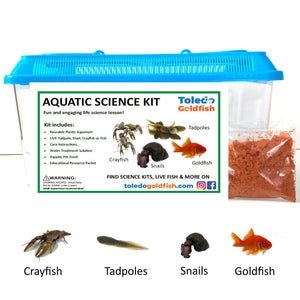 Aquatic Science Kits