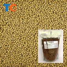 Load image into Gallery viewer, TG Goldfish & Koi Fish Food - 5mm Floating Pellets