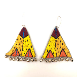 Embroidery Earring