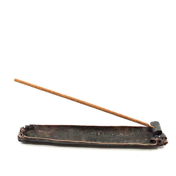 Copper Incense Holder