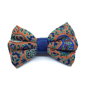 Termeh Bowtie and Pocket Square Set