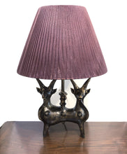 Load image into Gallery viewer, Ceramic Rustic table Lamps