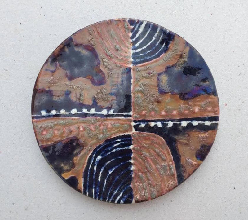 Ceramic Plate ( Reflection )