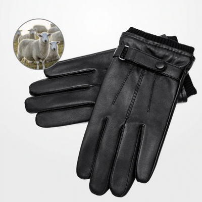 2021 LEATHER TOUCH SCREEN GLOVES