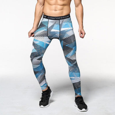 2021 MENS COMPRESSION PANTS