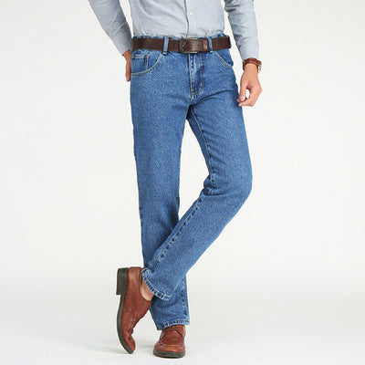 Classic Daily Denim Jeans