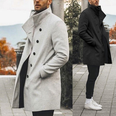 2021 PREMIUM LONG LENGTH COAT