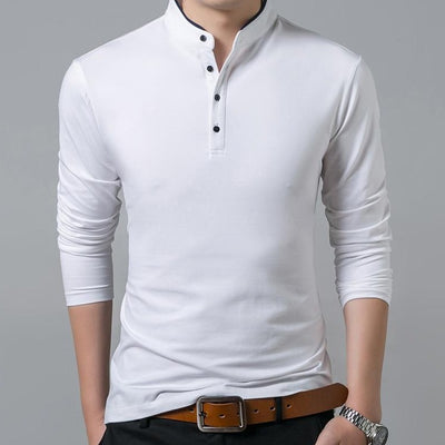 PREMIUM COLLAR LONG SLEEVE