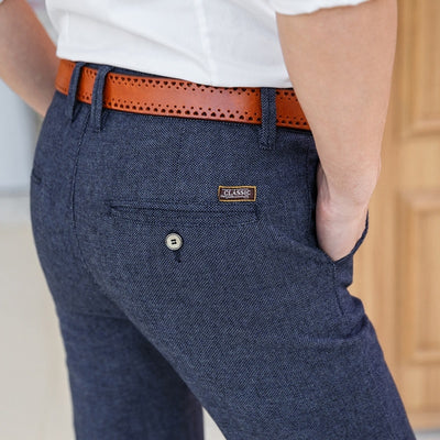 Twill Comfort Trousers