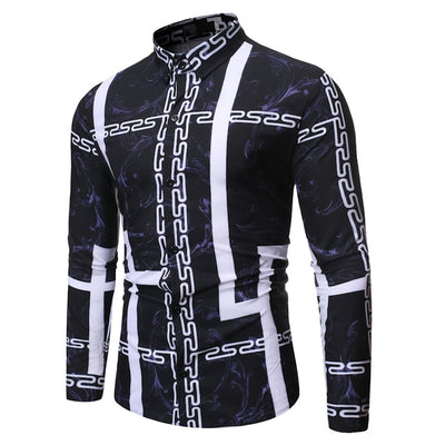 Royal Designer Dress Shirt