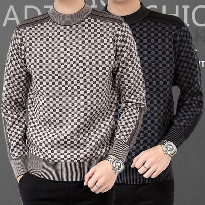 2021 THICK KNIT SWEATER