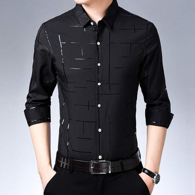 Luxury Line Dress Shirt