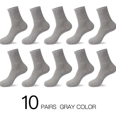 Cotton Mid Length Socks