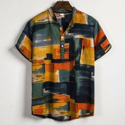 URBAN TROPICAL SHIRTS