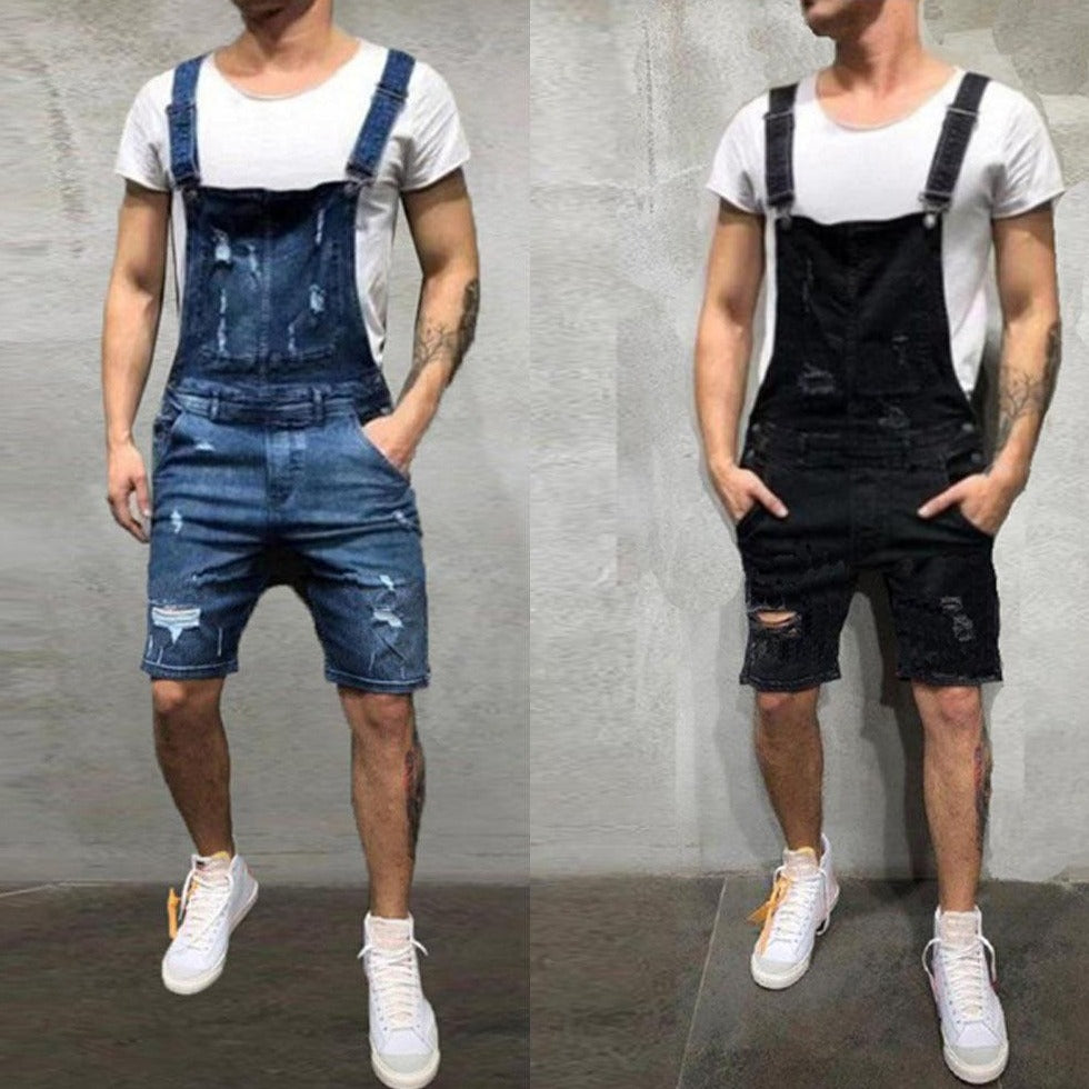 SUMMER OVERALL SHORTS