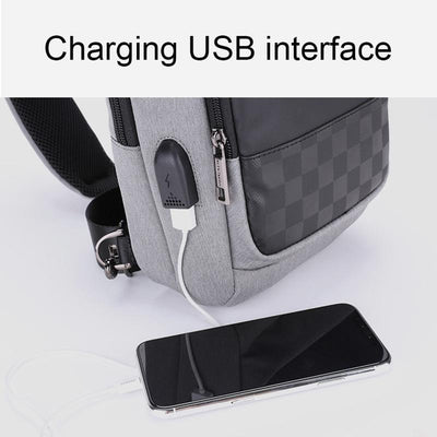 2021 CHARGING TRAVEL BAG