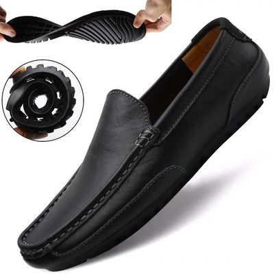 2020 GENUINE LEATHER LOAFER