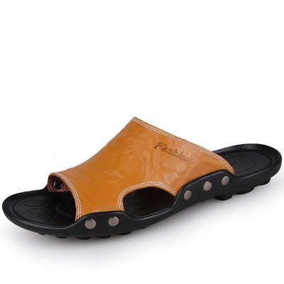2021 GENUINE LEATHER SANDALS