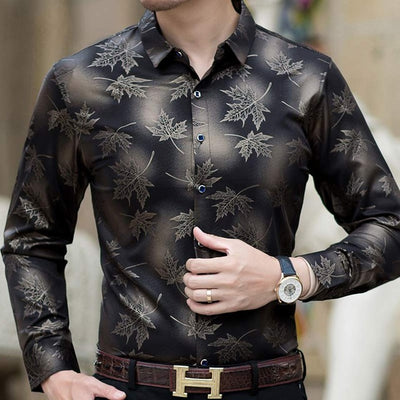 Maple Leaf Designer Shirt