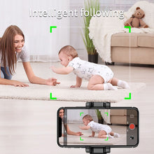 Load image into Gallery viewer, Smartphone Gimbal 360° Face Photo Follow Up Phone for Vlog Live Video Record