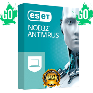 Eset Nod32 Antivirus 2020 latest version (10PC/ 2 Year) Fast Delivery