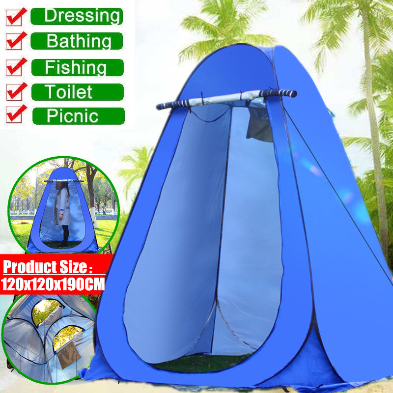 PopUp Changing, Toilet, Shower, Camping Tent