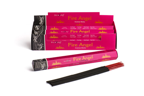 Stamford Fire Angel Hex Incense
