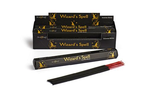 Stamford Wizard's Spell Hex Incense