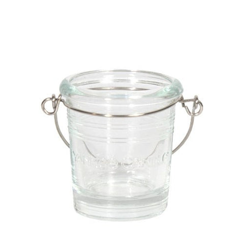 Yankee Candle Essential Clear Bucket Holder