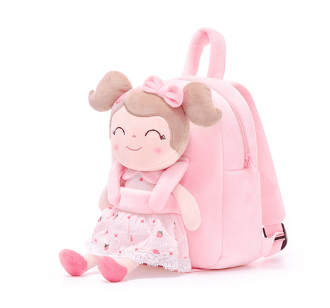 Personalized Strawberry Doll Backpack uk