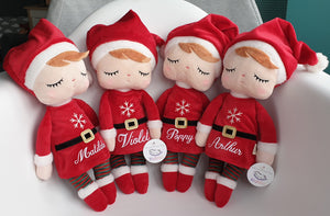 Personalized Christmas Mrs Claus or Reindeer freeshipping - Kiddio