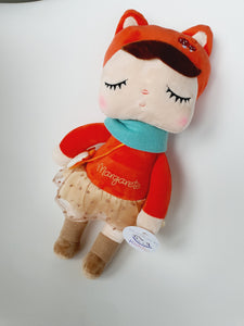 Personalized Metoo Rag Dolls