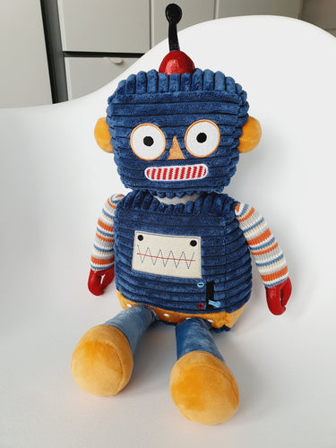 Robot - Dark Blue - Wilberry Robots freeshipping - Kiddio