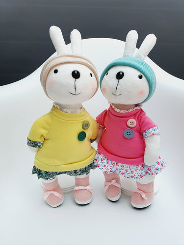 Personalised Bunny Rabbit freeshipping - Kiddio