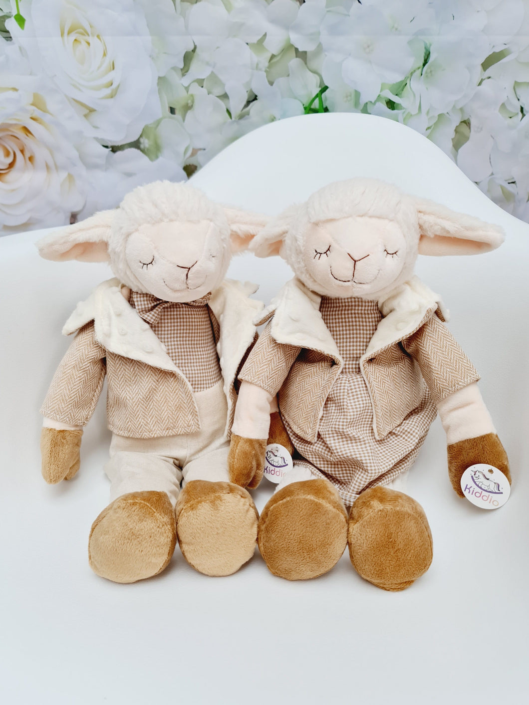 Mr & Mrs Sheep freeshipping - Kiddio