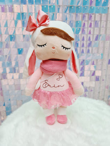 personalised soft toy metoo cat doll