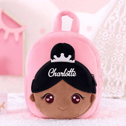 Dark Skin Ballerina Nursery Bag