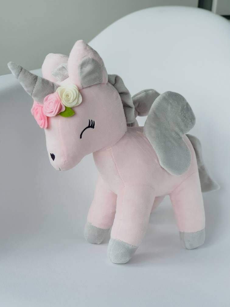 Gorgeous Personalized  Unicorn or Deer freeshipping - Kiddio