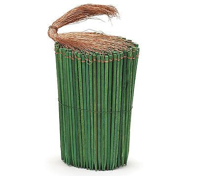 Green Wooden Stakes - Multiple Styles