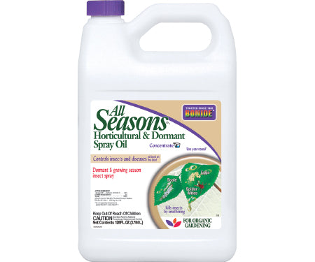 Bonide All Seasons Horticultural Spray Oil Concentrate