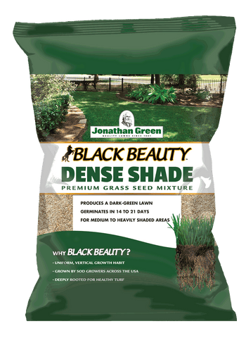 Jonathan Green Black Beauty Dense Shade Grass Seed