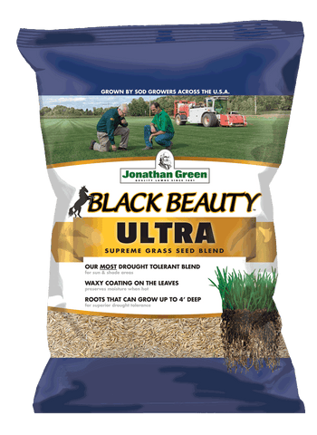 Black Beauty Ultra Grass Seed