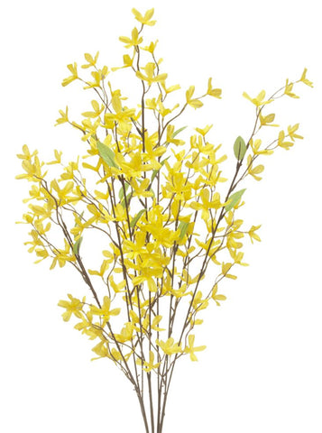 Artificial Forsythia Bunch