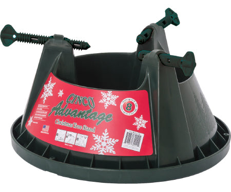 Cinco Advantage 8' Christmas Tree Stand